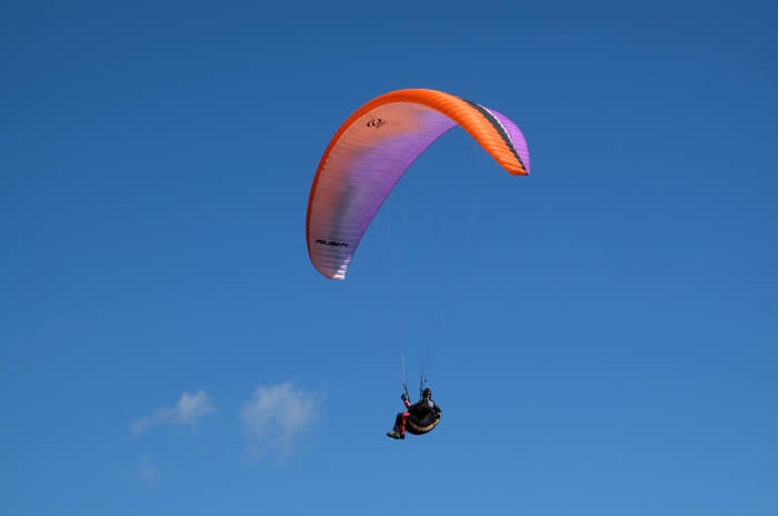 Try Paragliding In Pamukkale