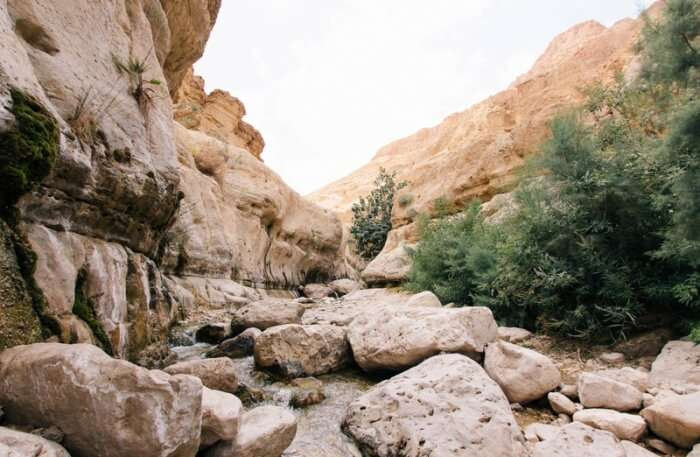 Upper Galilee Canyon