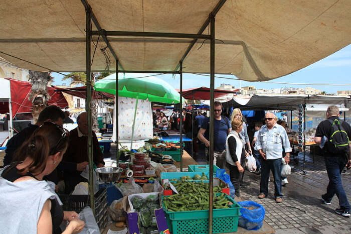 Valletta Daily Market