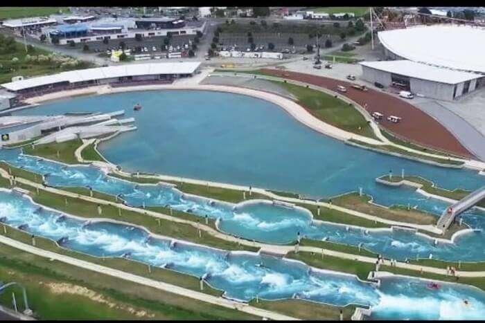 Vector Wero White Water Park
