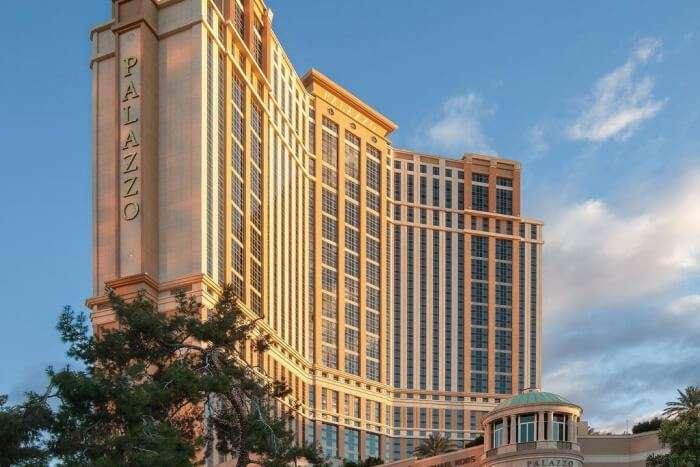 Venetian Palazzo Resort Casino