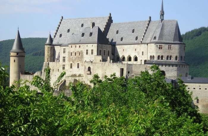 Vianden-Castle