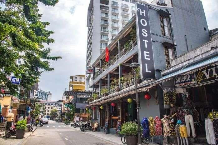 Vietnam Backpackers Hostel