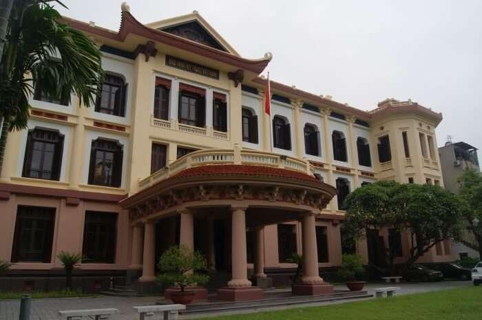Vietnam-Fine-Arts-Museum