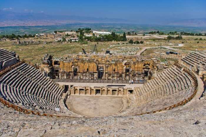 Visit Hierapolis Theatre
