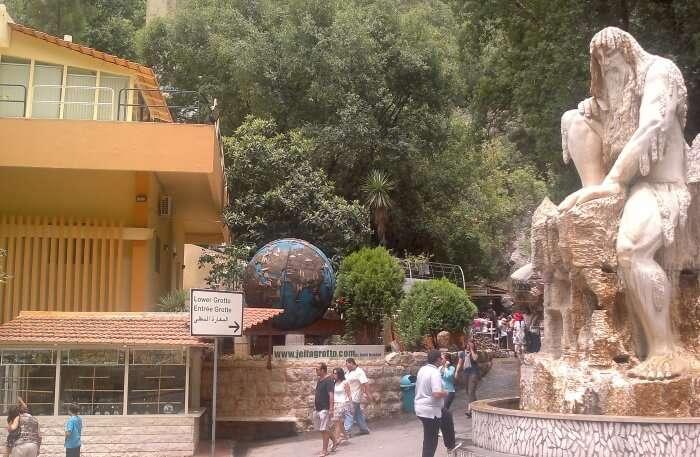 Visit Jeita Grotto