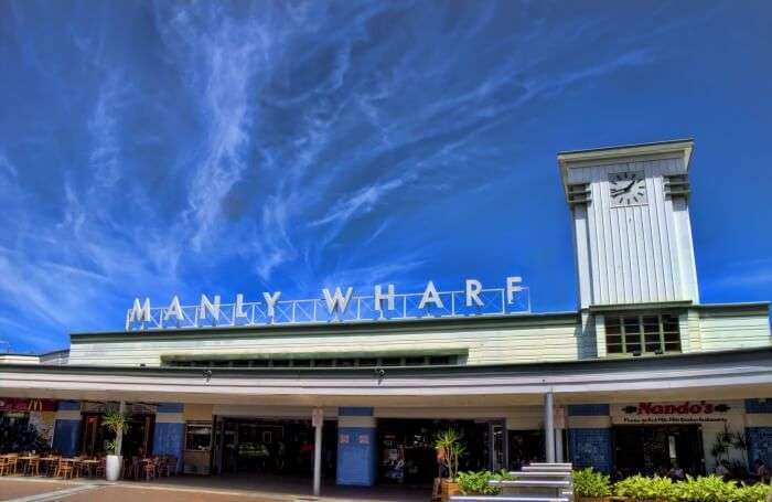 Visit Manly Wharf