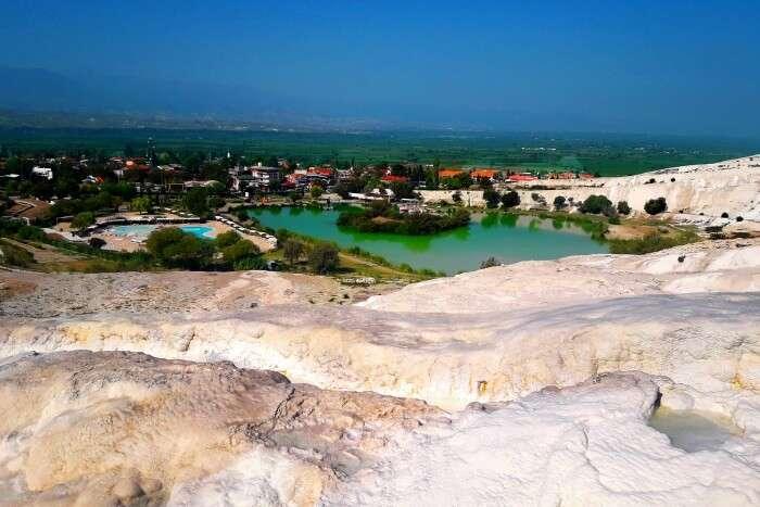 Visit Pamukkale Nature Park