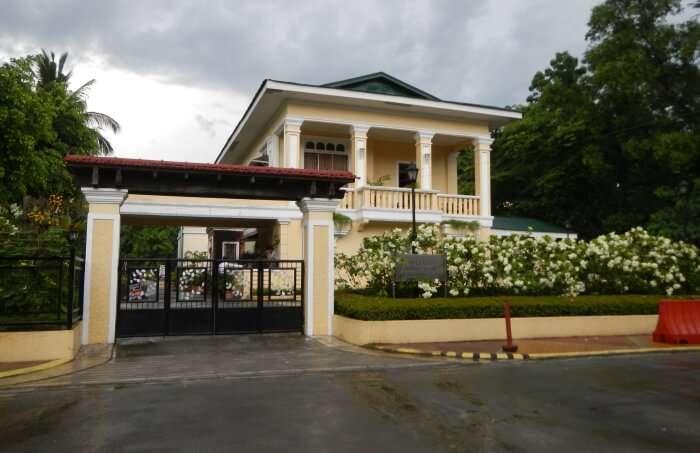 Visit Quezon Heritage House