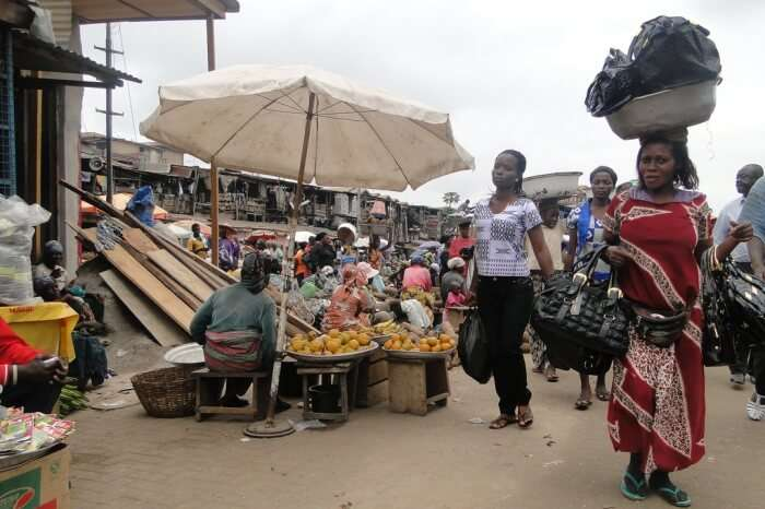 Visit The Kejetia Market