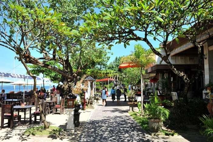 Visit The Promenade