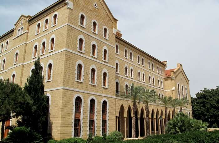 Visit the American University of Beirut