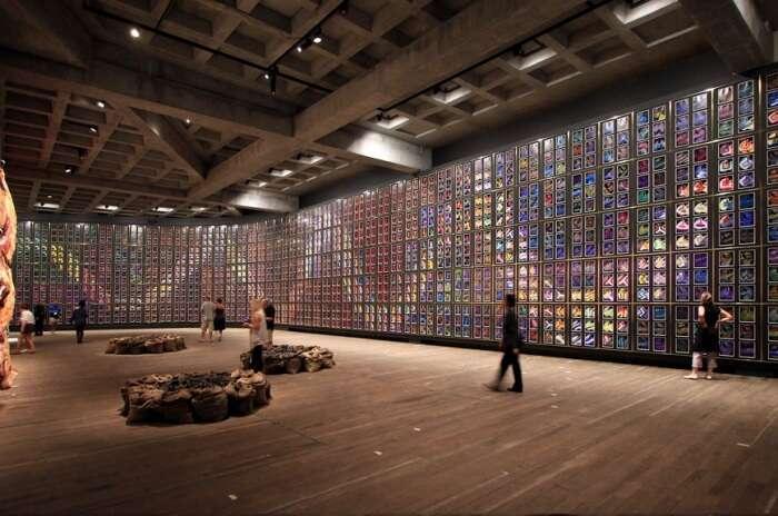 Visit the MONA Museum