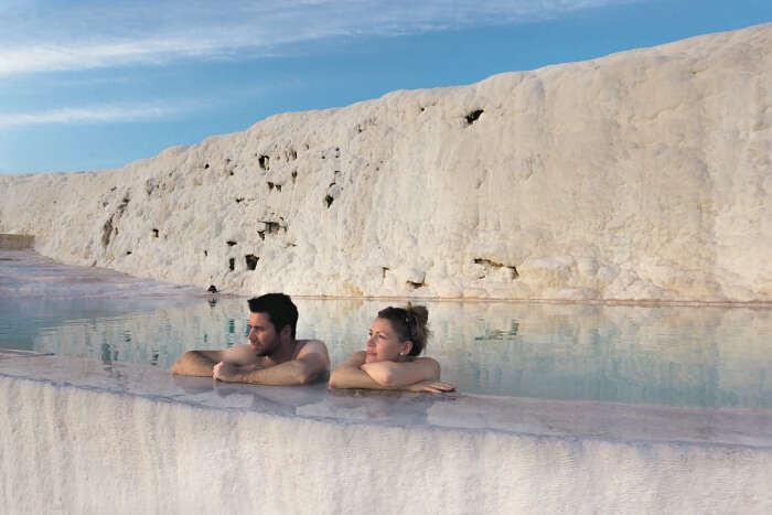 Visit the Thermal Baths