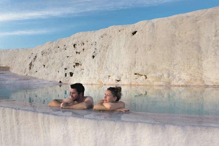 Visit the Thermal Baths