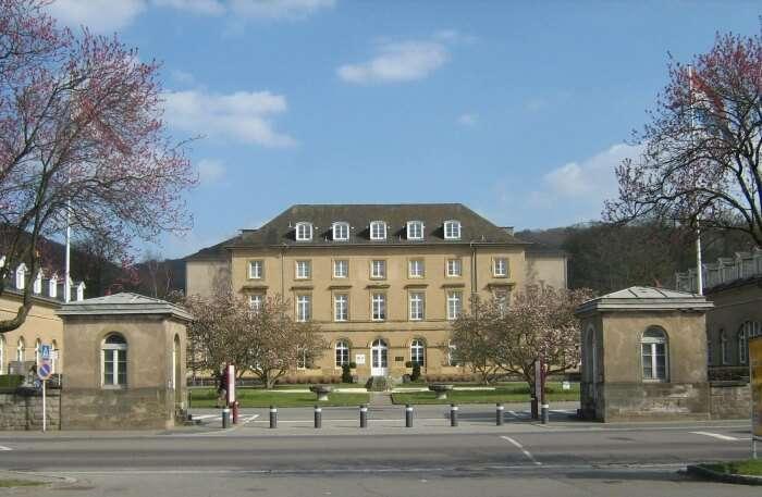 Walferdange Castle