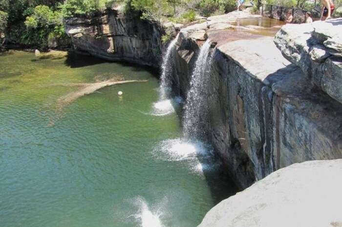 Wattamolla Falls