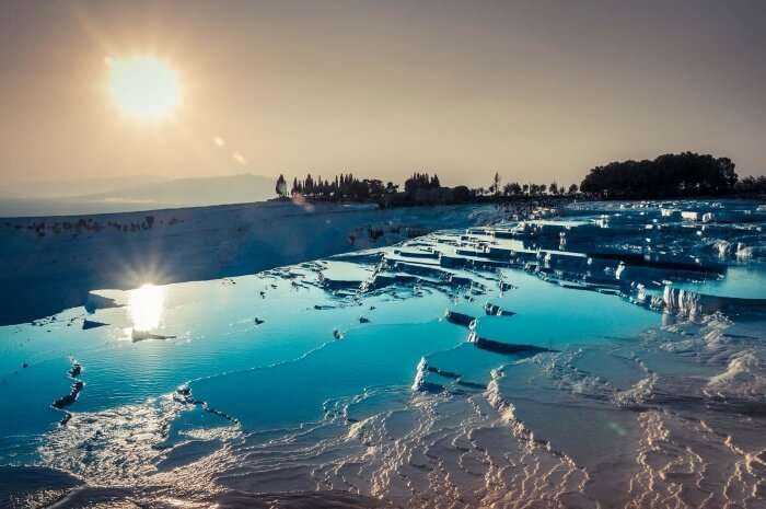 Weather Conditions In Pamukkale In December
