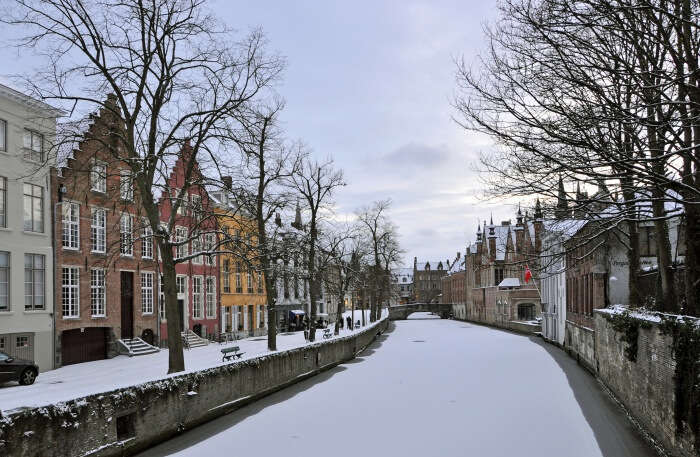 Weather In Bruges In Winters