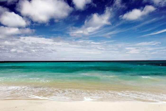 Weather in Dreamland Beach