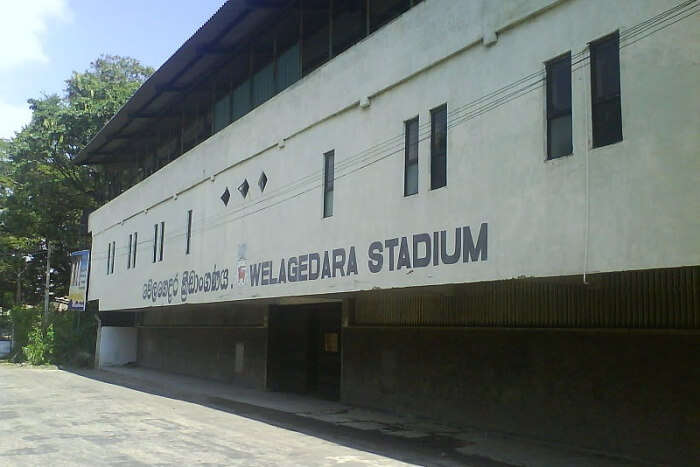 Welagedara Cricket Stadium