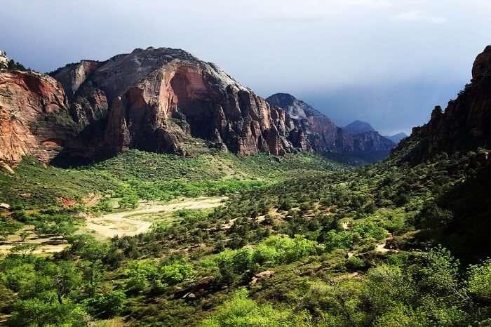 Wonder View Trail Head