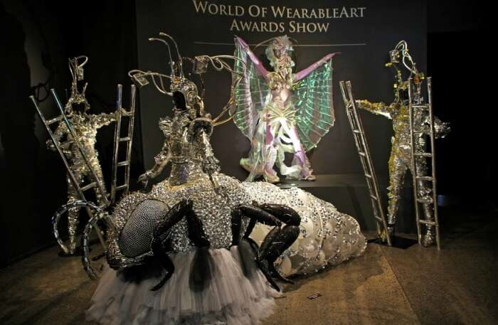World of the Wearable Art and Standard Cars Museum