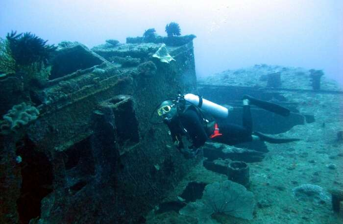 Wreck Valley Diving