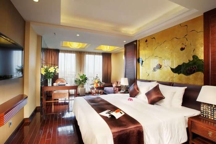 budget hotels in Hanoi Old Quarter