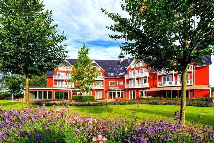 A resort in Germany