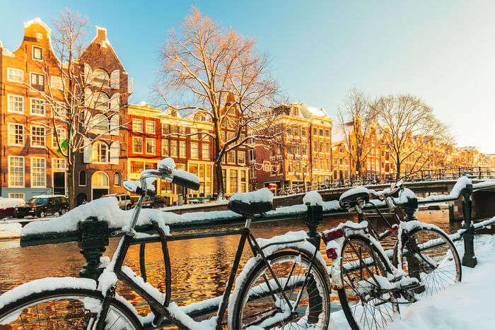 Awesome Amsterdam In December