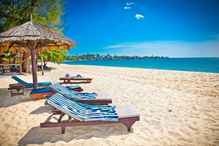 Best Beaches Near Phnom Penh