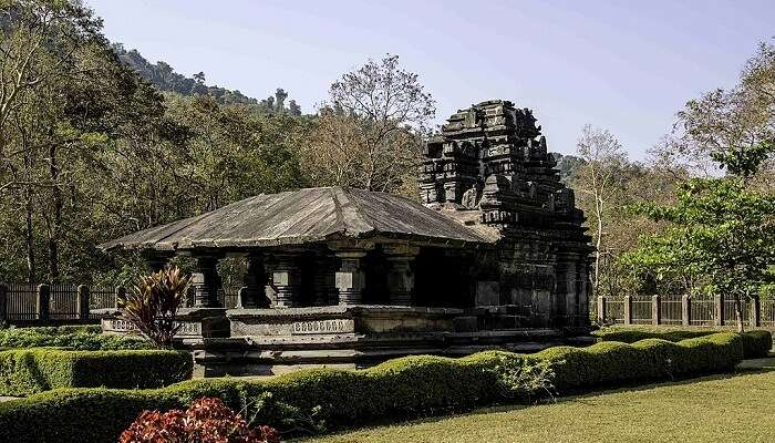Tambdi Surla Mahadev Temple