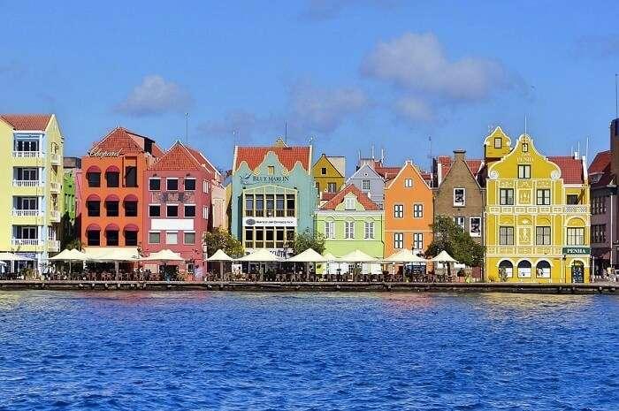 Curacao Caribbean Abc Islands Netherlands Antilles