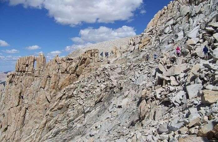 About John Muir Trail