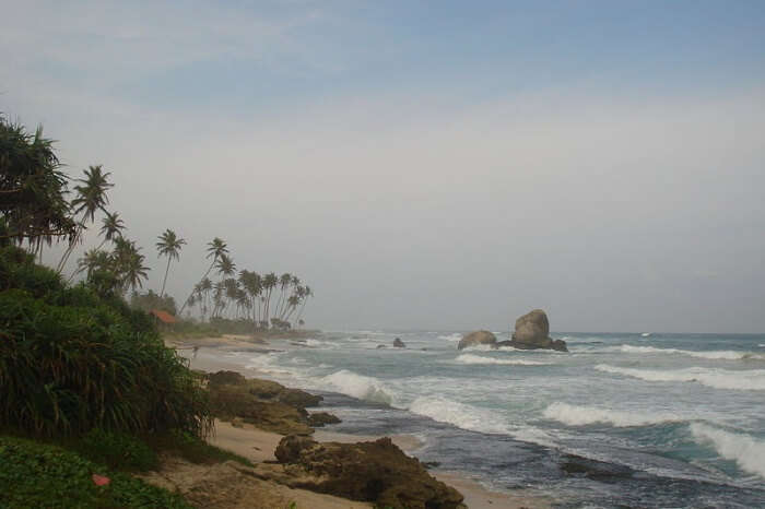About Koggala Beach