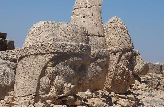 About Mount Nemrut