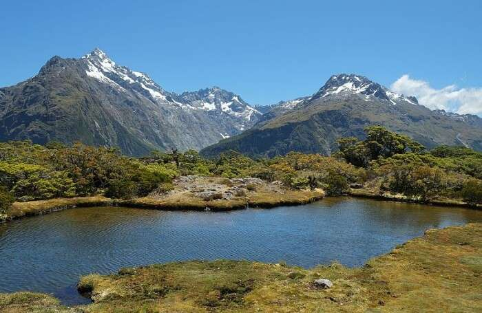 About Routeburn Track