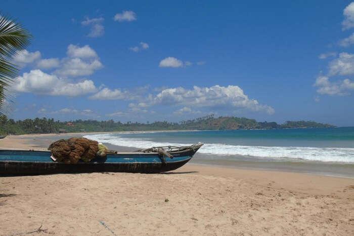 About Talalla Beach