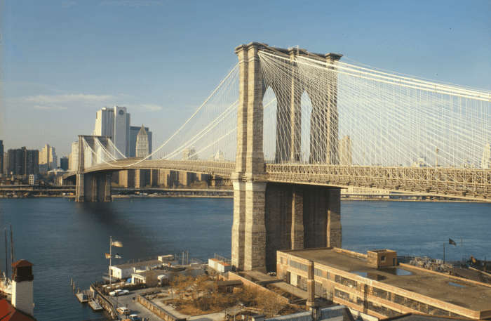 About The Brooklyn Bridge
