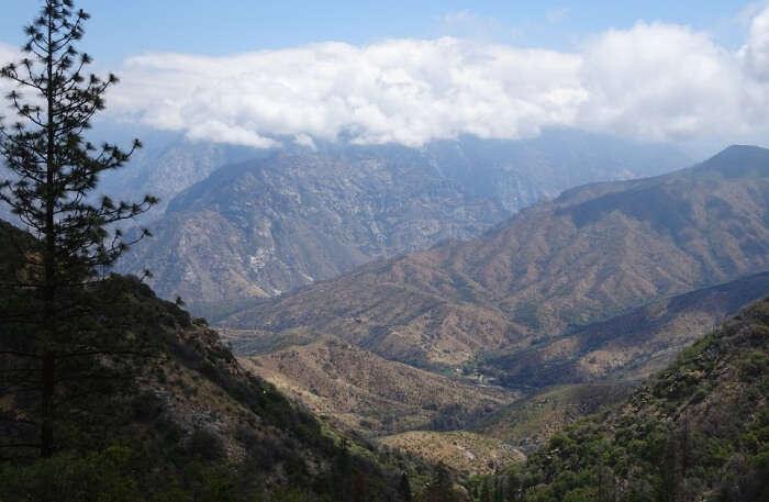 Administrative Park Ranges