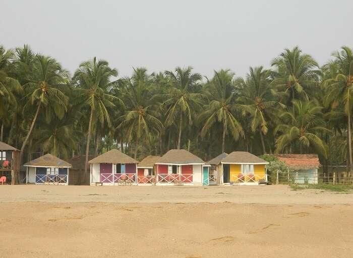 beach in Agonda