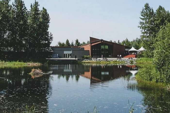 Alaska Native Heritage Centre