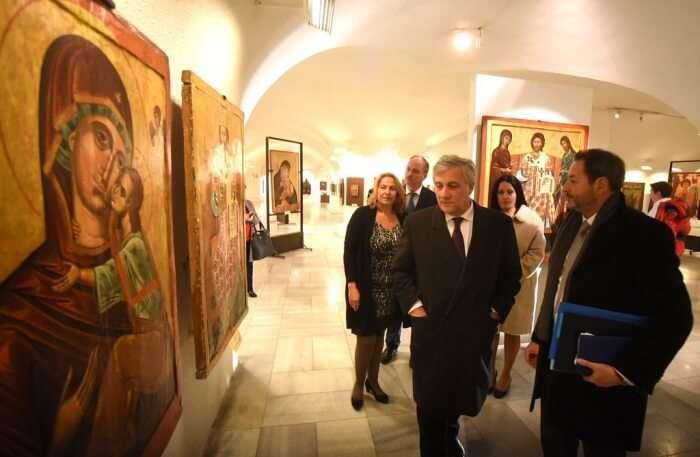 Alexander Nevsky Crypt Icon Museum
