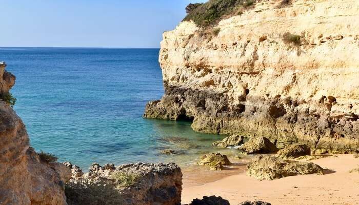 Explore Hidden Cave Beaches