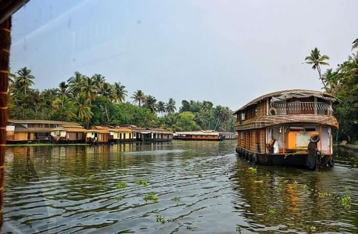 Alleppey In South India