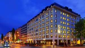 Aloft Munich hotel in Munich