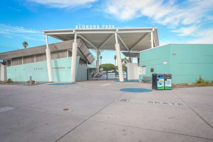 Alondra Park Splash Pad