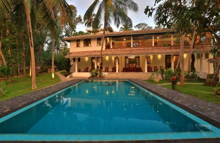 Amara Villa in Galle