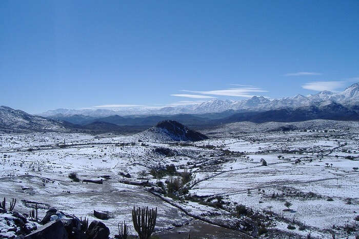 Andes, Chile